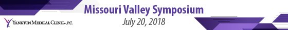 28th Annual Missouri Valley Symposium (Jul 20 2018) Banner