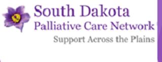 South Dakota Palliative Care Network Education Series Registration Banner
